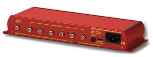 Sonifex RB-DDA6S -6 Way Stereo S/PDIF Digital Distribution Amplifier (24 bit, 96kHz Capable) ― TBS Инжиниринг